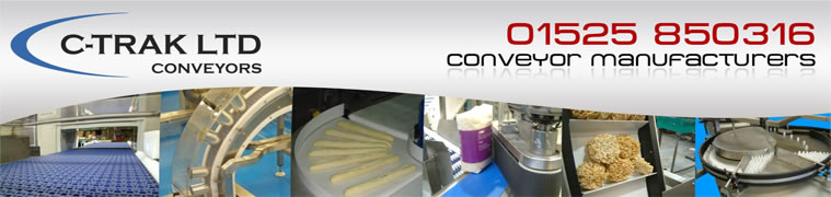 Mild Steel Conveyors by C-Trak Ltd